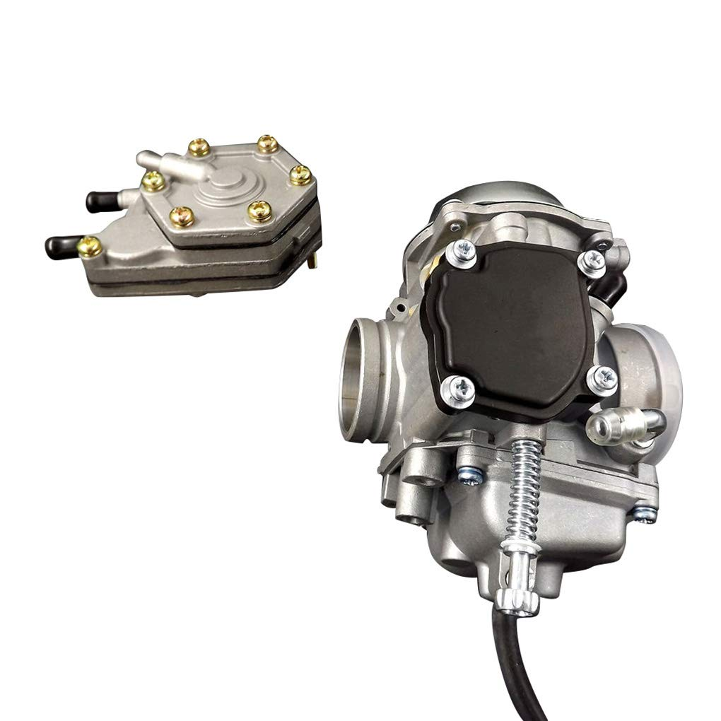 Topker Carburetor Replacement for Polaris Sportsman 500 Fuel Pump 4WD ATV Quad 1996-1998 Motorcycle Accessories by Topker (Image #3)