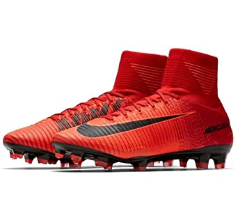 f9efb5ee0f96 Nike Mercurial Superfly V FG Hard Ground Adult 42.5 Football Boot Football  Boots (Hard Ground Adult, Male, Sole with studs, black, red, ...