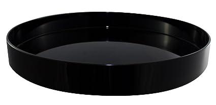 Piatti, ciotole e vassoi MeinTablett vassoio Home diametro 35cm antiscivolo Orange