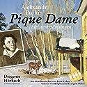 Pique Dame Hörbuch von Alexander Puschkin Gesprochen von: Traugott Buhre, Brigitte Buhre