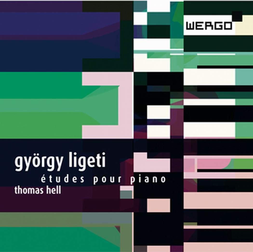 Ligeti: Etudes for piano