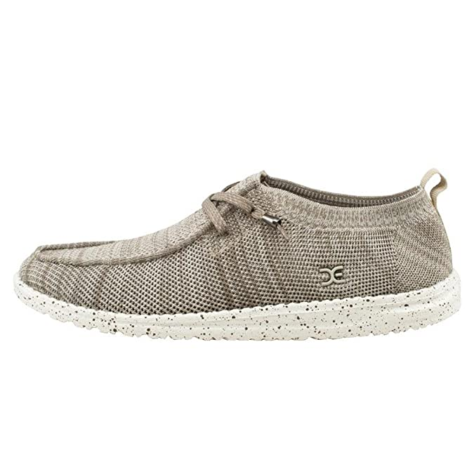 Zapatos Dude Farty Perforated H. Tan T43 VHOTBQAfud