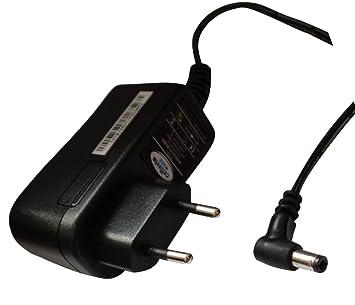 AERZETIX: Adaptador cargador de alimentacion 220V-12V 1.2A ...