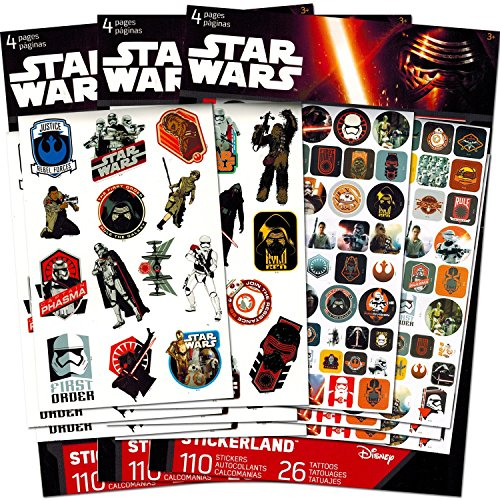 Star Wars Stickers Featuring Chewbacca