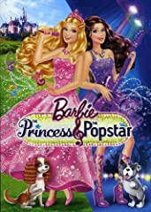 In this sparkling musical adventure, Barbie stars as Tori, the kind-hearted princess of Meribella who would rather sing and dance than perform her royal duties. When her favorite pop star Keira visits the kingdom, the girls discover they have...