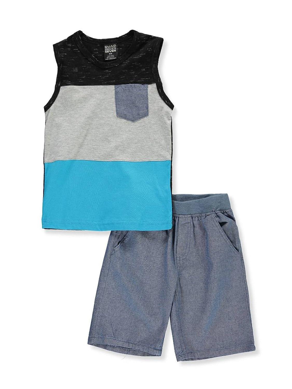 new Quad Seven Boys' 2-Piece Outfit get discount