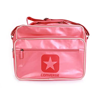 ad678dae18 Image Unavailable. Image not available for. Colour  Converse Women s Converse  Cross-Body Bag Baby pink PINK One Size