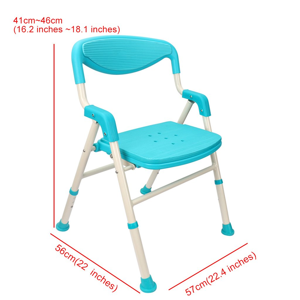 Amazon.com: Li Na Home Transfer Benches Bath chair Aluminum alloy ...