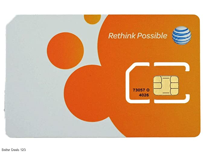 Gemini AT & T tarjeta microSIM Starter Paquete (Estados ...