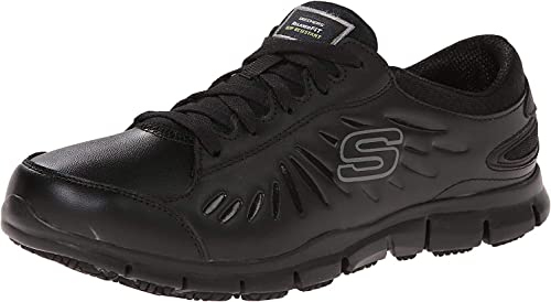 Un pan Para construir para mi  Amazon.com: Skechers for Work Women's Eldred Shoe: Shoes