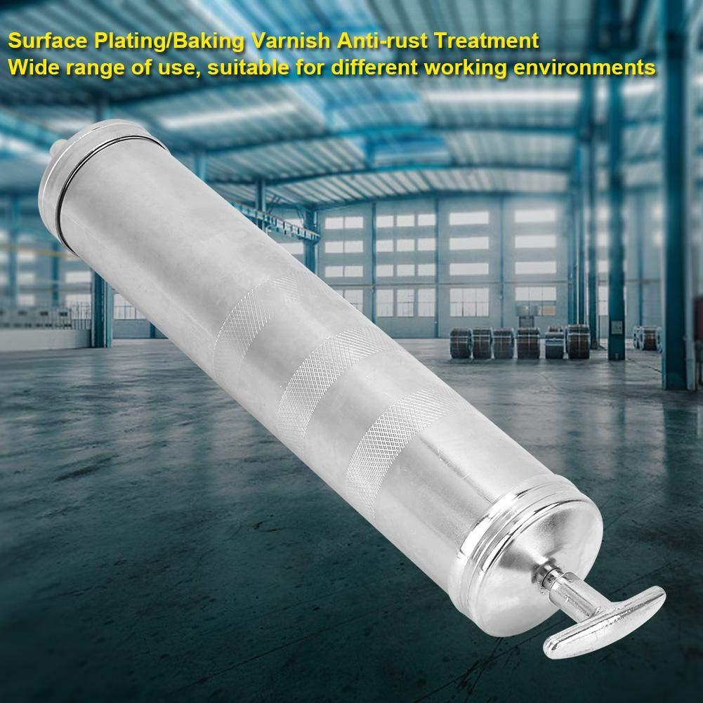 500cc Succi/ón de aceite Pistola de aleaci/ón de aluminio Jeringa Pistola Extractor Mano Succi/ón de aceite Transferencia de vac/ío