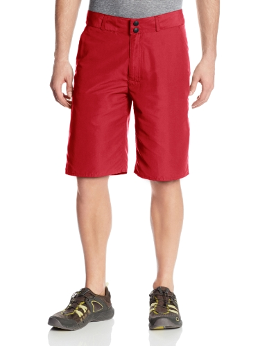 Columbia Men's Tumwater Shorts, Beet, 34