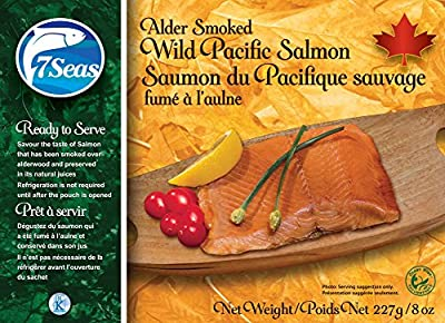 Wild Pacific Pink Smoked Salmon