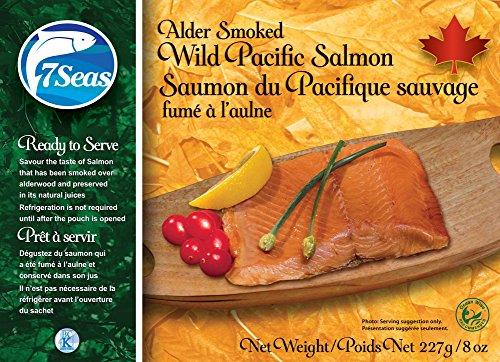 Smoked Pacific Salmon - Wild Pacific Pink Smoked Salmon