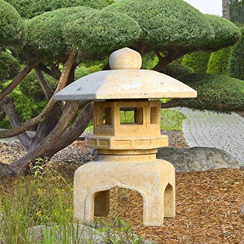 Jardín sueño Farol de jardín japonés - Sakai: Amazon.es: Jardín