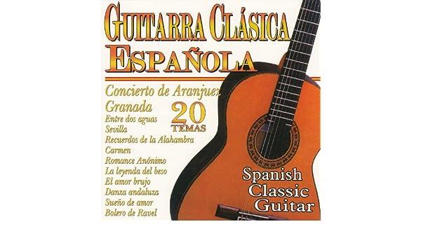 Guitarra Clásica Española