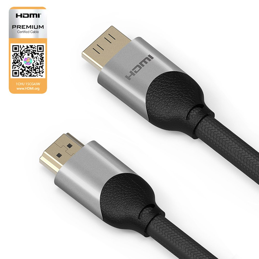 OMARS Premium Certified 1.5m HDMI Cable Ultra Speed: Amazon.co.uk ...