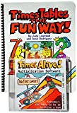 img - for Times Tables The Fun Way Book and Times Alive Software Kit #1001 book / textbook / text book