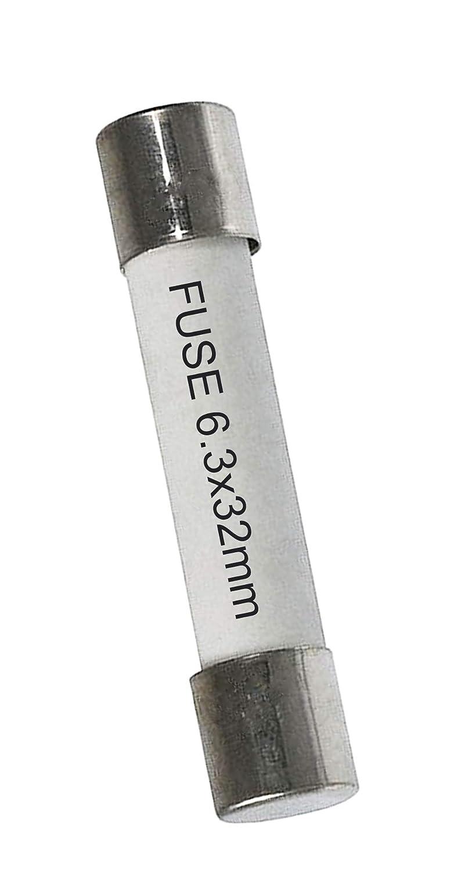 Feinsicherung 0 6 A 1000 V 6 3 X 32 Mm Super Flink Ff Gewerbe Industrie Wissenschaft