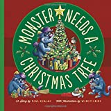 Monster Needs a Christmas Tree (Monster & Me)