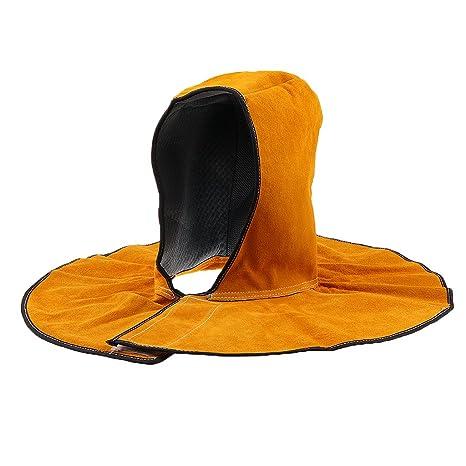 Gazechimp 1 pieza de Capucha de Soldadura Protección Seguridad Herramienta para Industria Duradero
