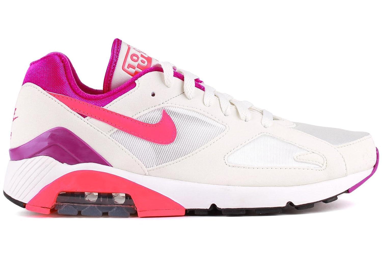 hbqsr Nike Air Max 180 QS Schuhe summit white-laser crimson-magenta - 44