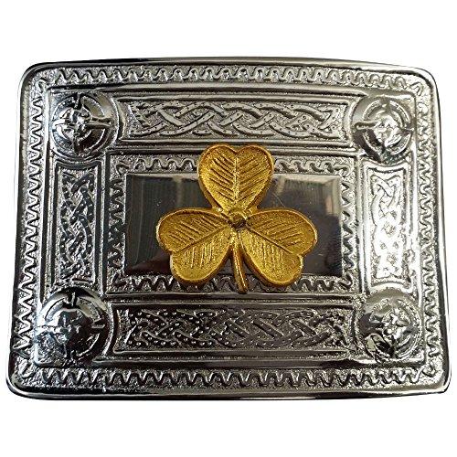 Scottish Kilt Belt Buckle Celtic Design with Irish - Belt Buckle Kilt