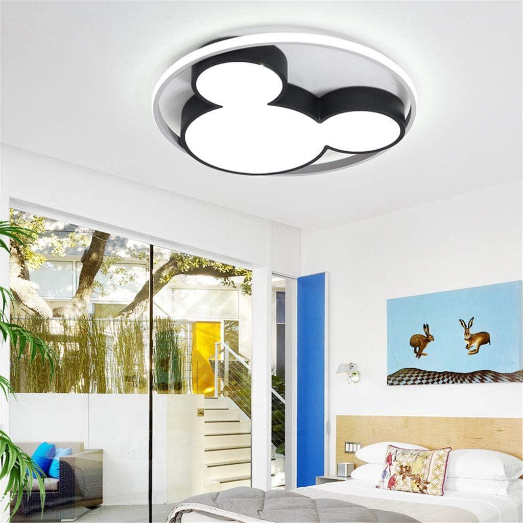 blauesstufenlosesDimmen Giow LED Moderne Dimmbare Deckenleuchte Kinderlampe Schlafzimmerlampe Junge M/ädchen Baby Deckenlampe Kreative Flugzeug Deckenlampe Cartoon Eisen Wohnzimmer Schlafzimmer