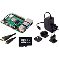 Raspberry Pi 4 Model B - Kit de 2 GB