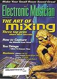 Electronic Musician Magazine, April 2004 (Vol. 20, No. 5)