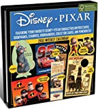 Disney Pixar: 2011 Weekly Postcard Calendar by