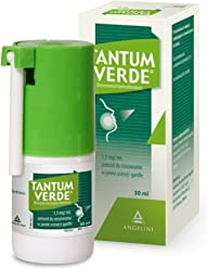 TANTUM VERDE SPRAY 15ML SORETHROAT INFLAMMATION AND SORE THROAT ANTISEPTIC