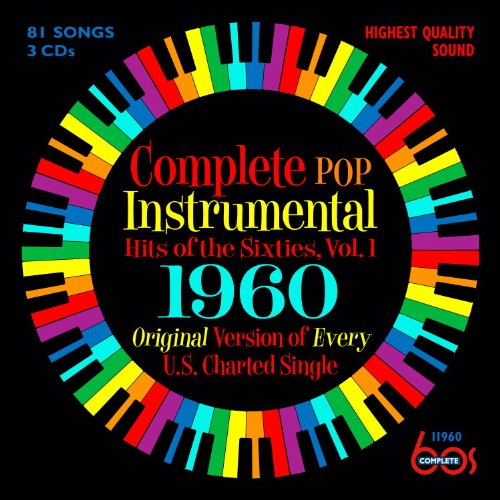 Complete Pop Instrumental Hits Of The Sixties  Volume 1   1960
