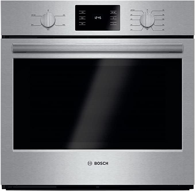 Bosch HBL5351UC 500 30 Stainless Steel Electric Single Wall Oven