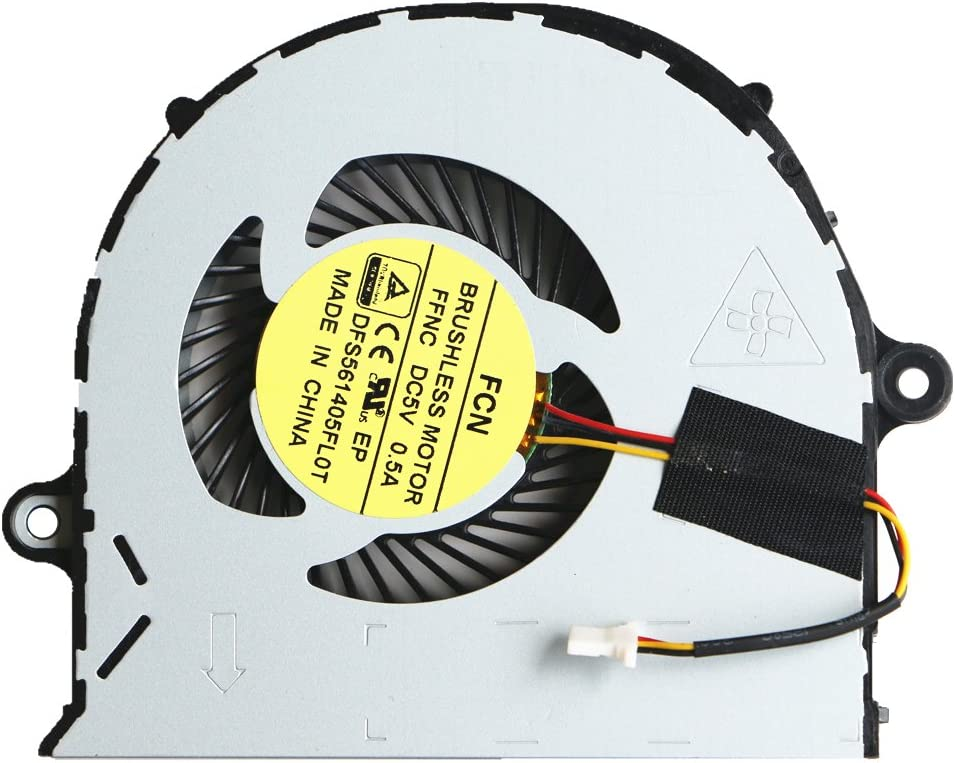 Laptop CPU Cooling Fan for for Acer Aspire E5-552 E5-571G E5-571 E5-471G E5-471 E5-473 E5-473G V3-572G E5-573 E5-573G