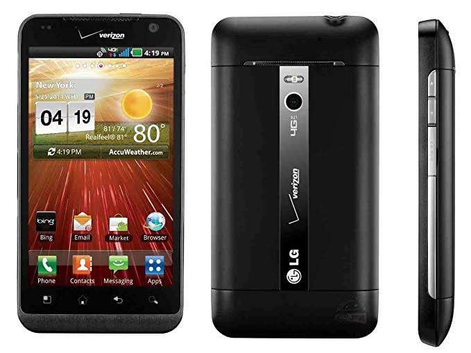 amazon com lg revolution vs910 4g lte phone large 4 3 inch touch rh amazon com User Manual Guide Xfinity TV Guide