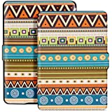 Ayotu Colorful Case for Kindle Paperwhite Auto Wake/Sleep Smart Protective Cover Case - Fits All Paperwhite Generations Prior to 2018(Not Fit All-New Kindle Paperwhite 10th Gen) K5-04 The Totem