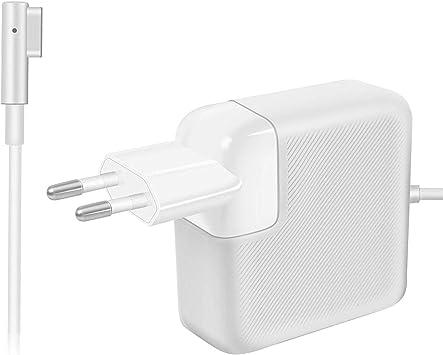 Caricatore MacBook Pro 85W MagSafe 1 Adattatore di Alimentatore Caricabatterie Adattatore Magsafe L-Tip Mac Adattatore per MacBook Pro 13 MacBook 13 15 17 A1343 A1278 A1278 Prima di met/à 2012