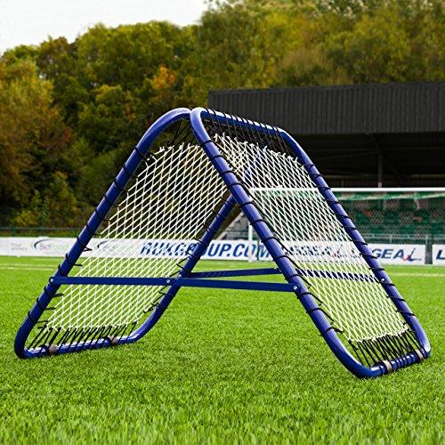 Net World Sports RapidFire Rebound Net Double Sided | Multi-Sport Rebound...