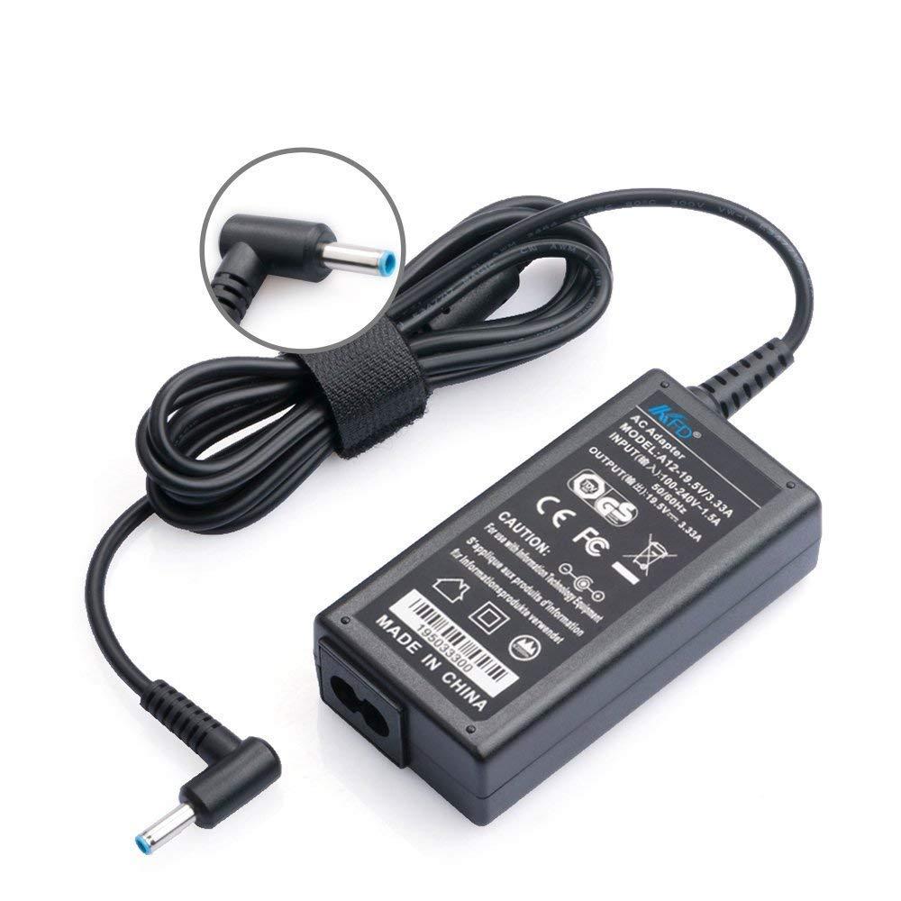 KFD 65W Adaptador Cargador Portatil para HP Pavilion X360 14-cm0002ns 14-dk0017ns 14-cf0008ns Gaming 15-cx0004ns Stream 11 13 14 HP Envy 13 ProBook ...