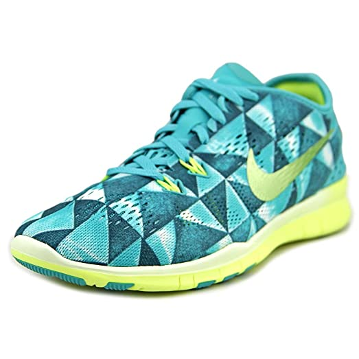 nike free tr 5 print womens training shoe amazon