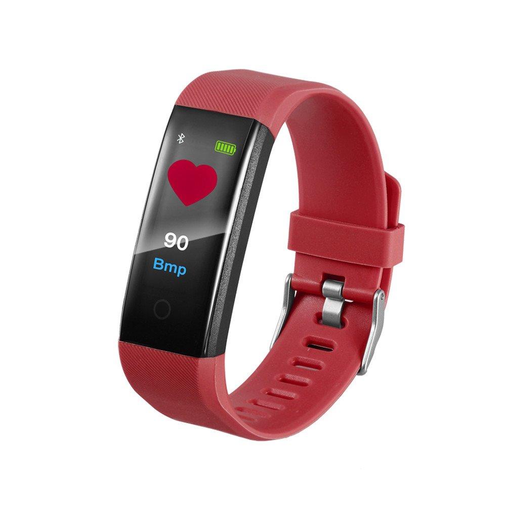 Amazon.com: Star_wuvi 0.96Inch Screen Smart Watch Bracelet ...