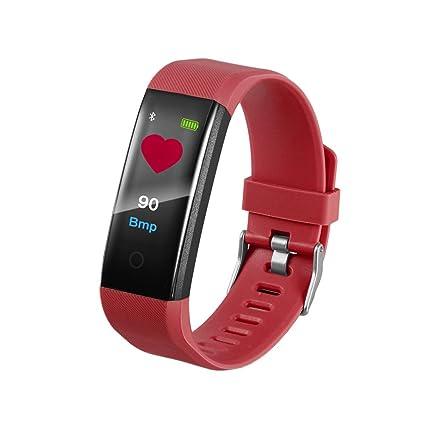 VECDY Smartwatch, Pulsera de la Muñeca del Sueño Deportes Fitness ...