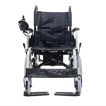 KY Sillas de ruedas eléctricas Silla de ruedas eléctrica, discapacitados Scooter para ancianos, portátil