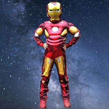 YUNMO Equipo de diversión Marvel Avengers Assemble Iron Man ...