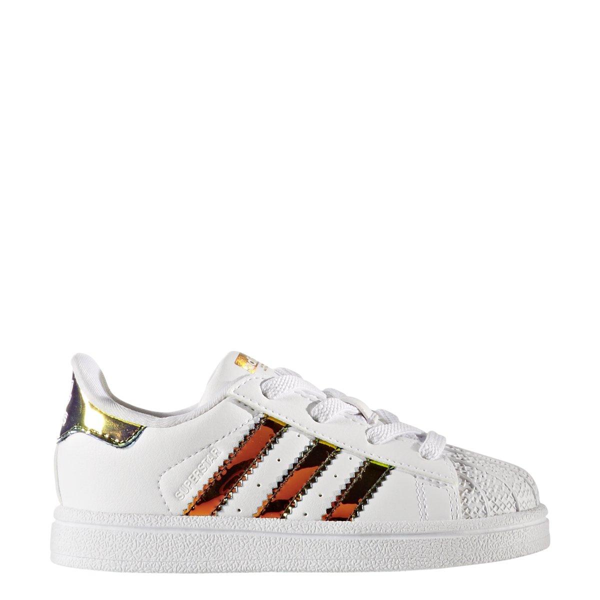 adidas Superstar EL I Toddler Cp9840 Size 10