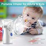 Portable Mini Nebulizer Machine Handheld Steam
