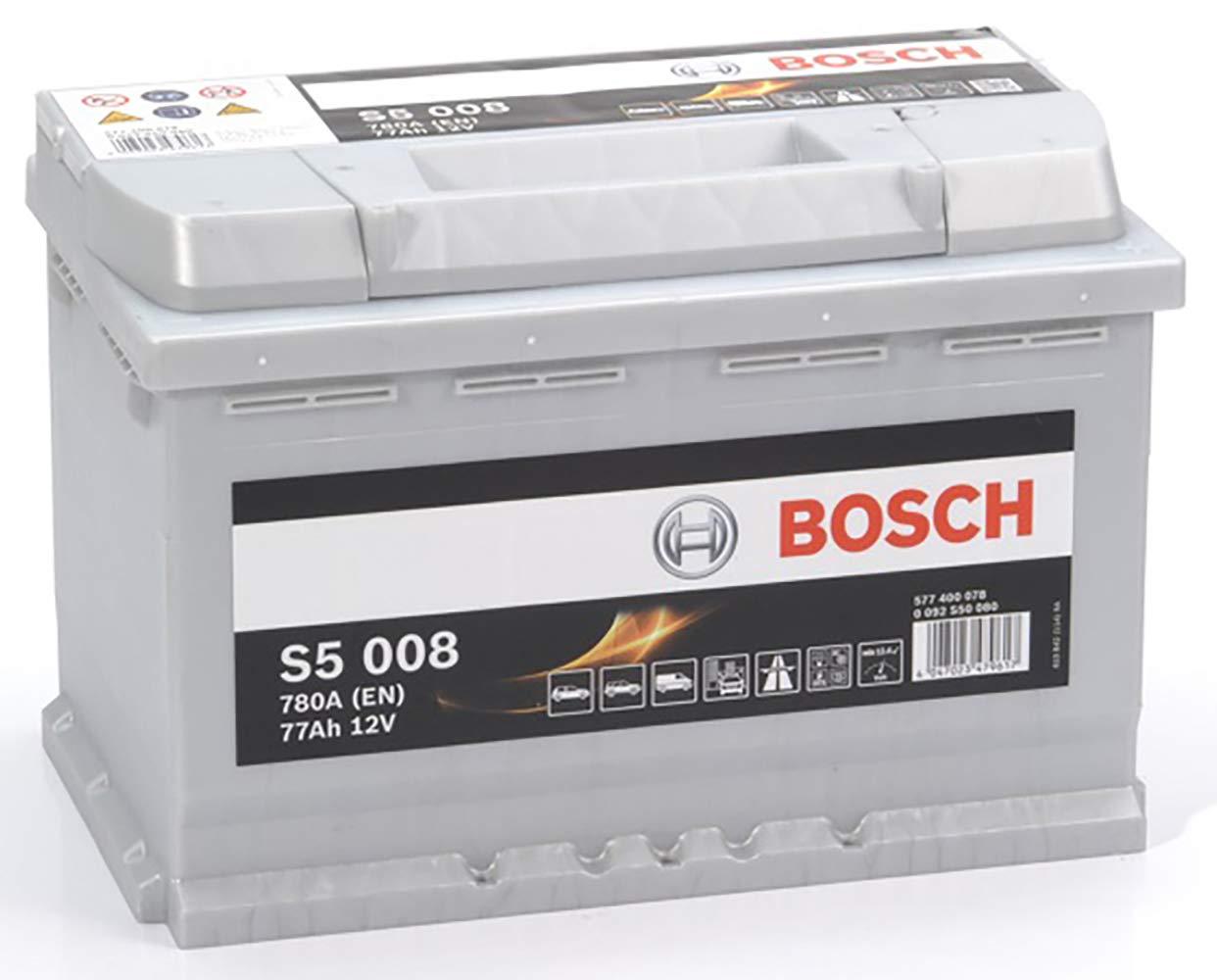 Bosch S5 Car Battery Type 096