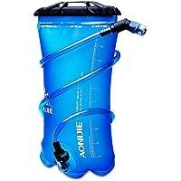 AONIJIE ハイドレーション 水分補給 防災 ハイキング 登山 サイクリング 1.5L 2L 3L