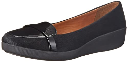 aa3a5cce2bceb Fitflop Women's F-pop Loafers: Amazon.co.uk: Shoes & Bags